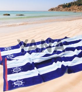 Velour beach towel - BT6