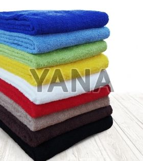 Unicolor terry towels for Kitchen